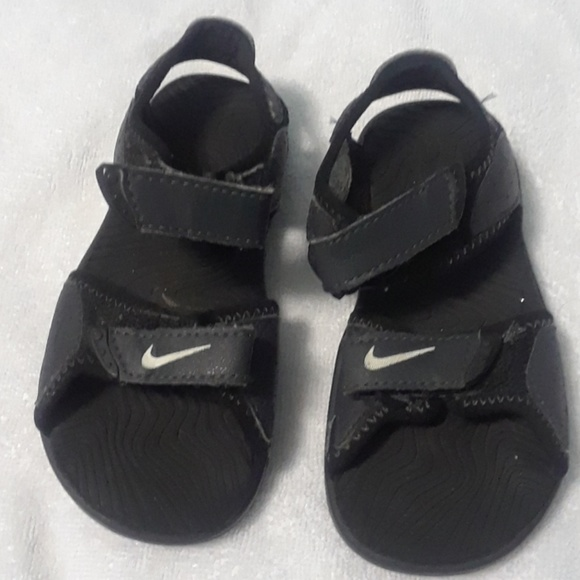 Nike Shoes | Black Nike Sandals For